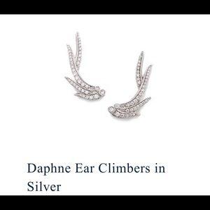 Kendra Scott Daphne Ear Climber Stud Earrings